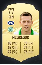 MCGREGOR FIFA 21
