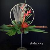 Avec l'association MJC de SALVIZINET - des Flors et des Idées