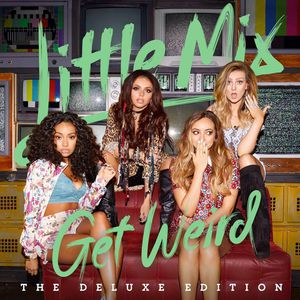 Le nouvel album coloré des Little Mix.