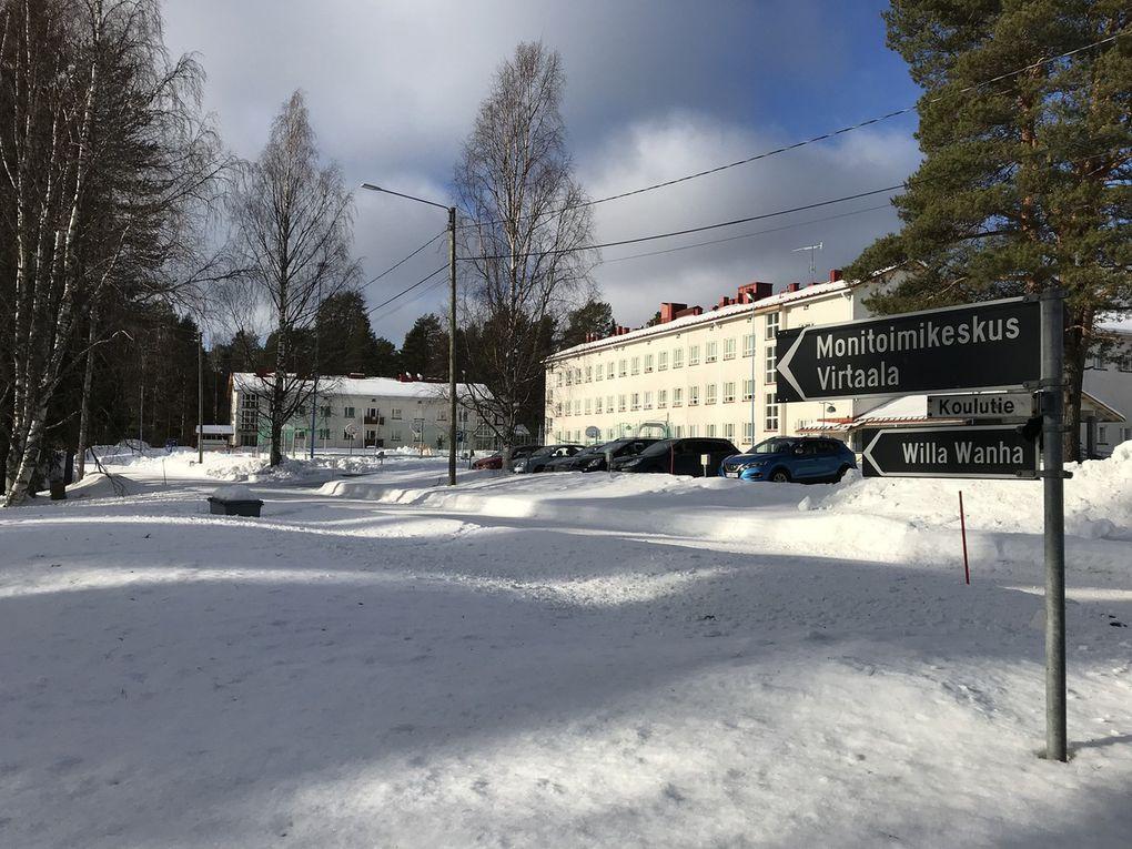 Mobility SMFI19 Walking to Saukkovaara and Outdoor activities