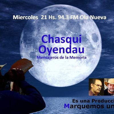 La pregunta es Libertad Chasqui Oyendau 18 05 16