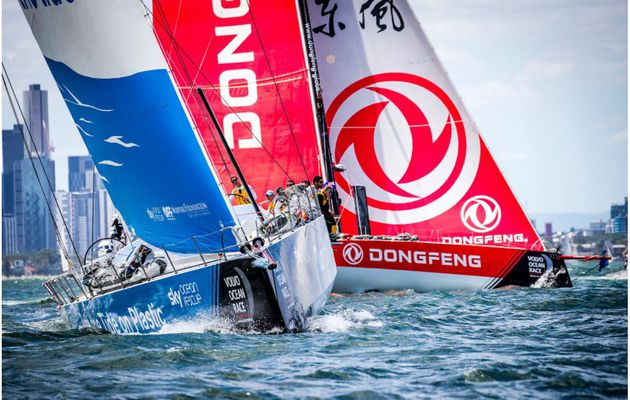 Volvo Ocean Race - Home, sweet home pour Dongfeng en route vers Hong Kong !