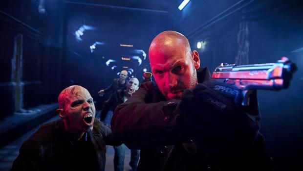 Critiques Séries : The Strain. Saison 3. Episode 1.