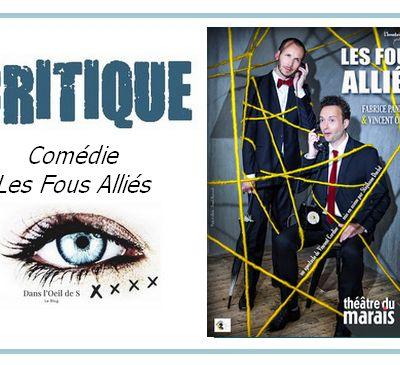 👁️ Critique Comédie - Les Fous Alliés