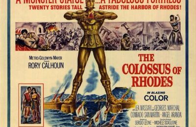 THE COLOSSUS OF RHODES - 1961