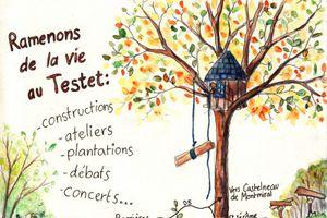 SIVENS/TESTET : nouvelles mobilisations avant la grande manifestation des 25 et 26 octobre