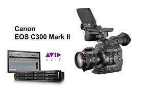 Best workflow of Importing and Converting Canon C300 Mark II 4K MXF to Avid