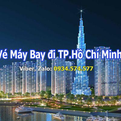 Vé máy bay đi Tp. Hồ Chí Minh giá rẻ của Vietnam Airlines
