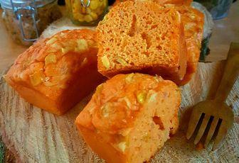 Mini cake au thon et maïs