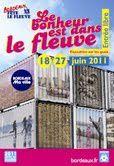 Exposition « Le bonheur est dans le fleuve » à Bordeaux