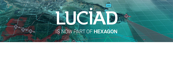 Luciad Acquired by Hexagon