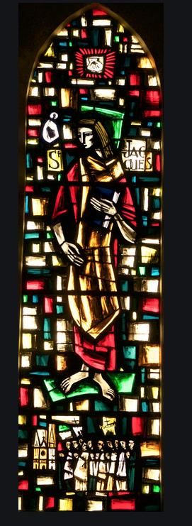 Vitraux d'églises (St Martin Cerilly , Wimereux, Retournac