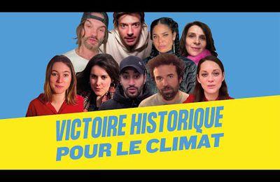 L'Etat condamné - l'inaction climatique
