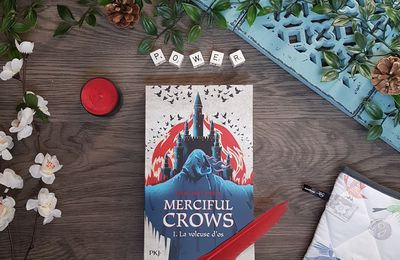 Merciful Crows, tome 1 : La Voleuse d'os - Margaret Owen