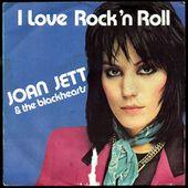 Joan Jett & the Blackhearts - I love Rock'n'roll / Love is pain - 1982 - l'oreille cassée