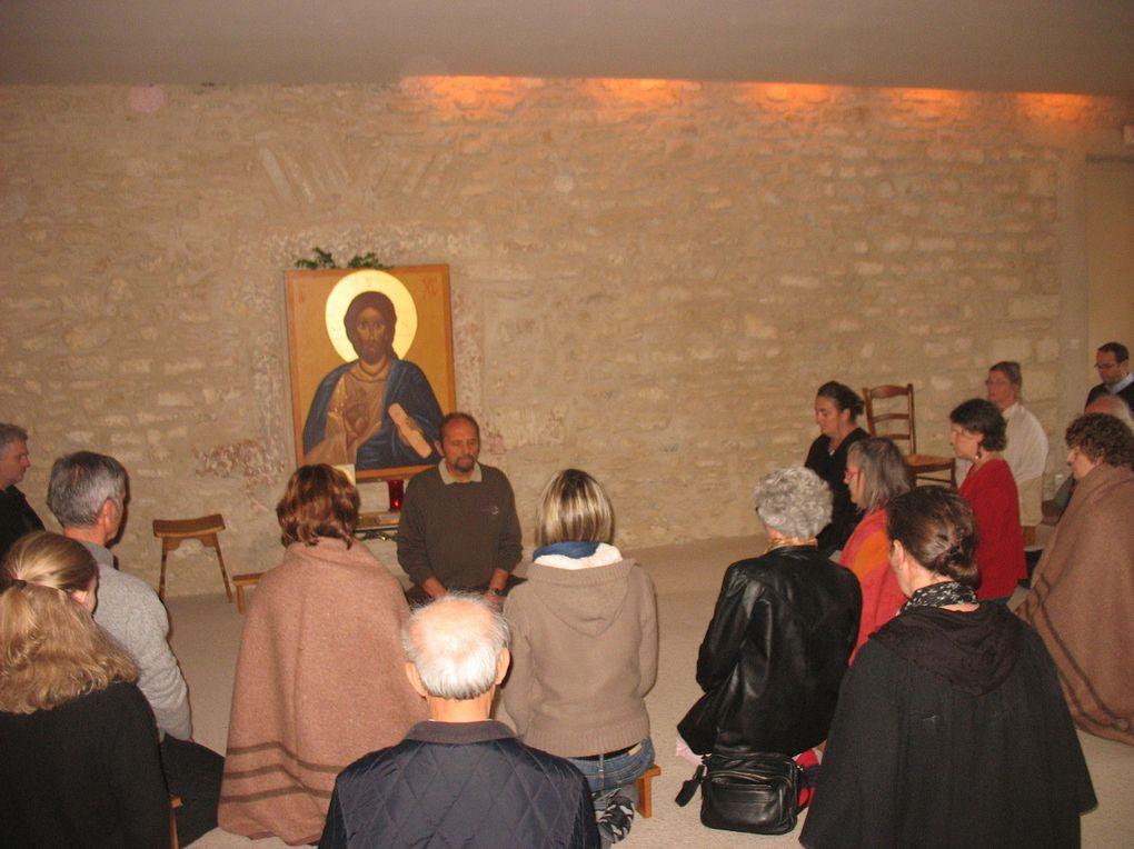 Z. Rencontres de méditation chrétienne