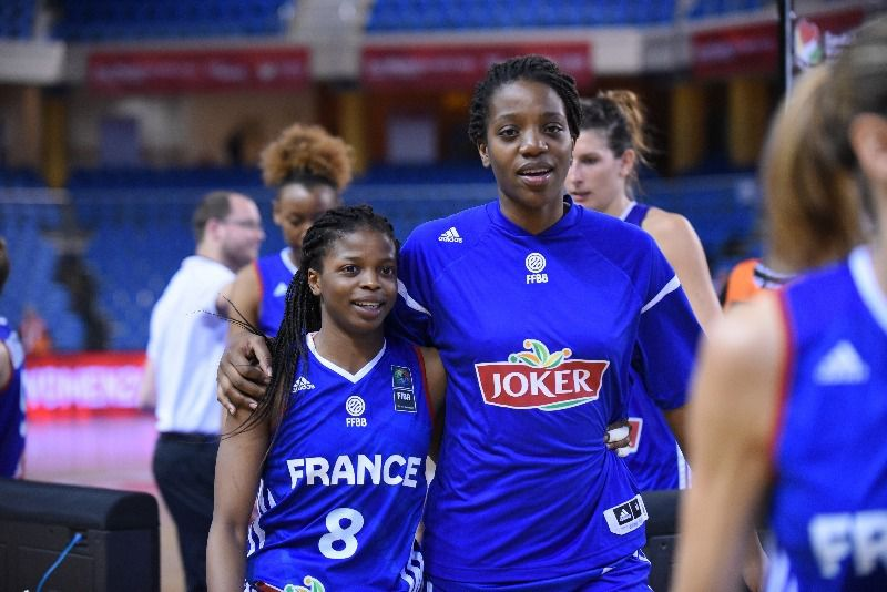Euro dames 2015: la France face à la Russie en quart