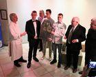 Remise des trophées culinaires du Rotary Club de Dax