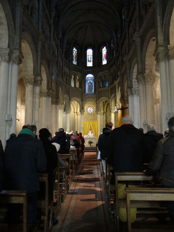 Chapelle de l'Immaculée Conception, rue Montpensier