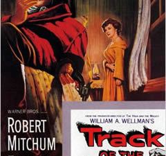Track of the Cat de William A. Wellman