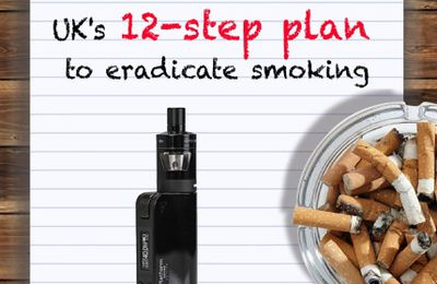 Le Royaume-Uni met en place un plan en 12 étapes pour éradiquer le tabagisme