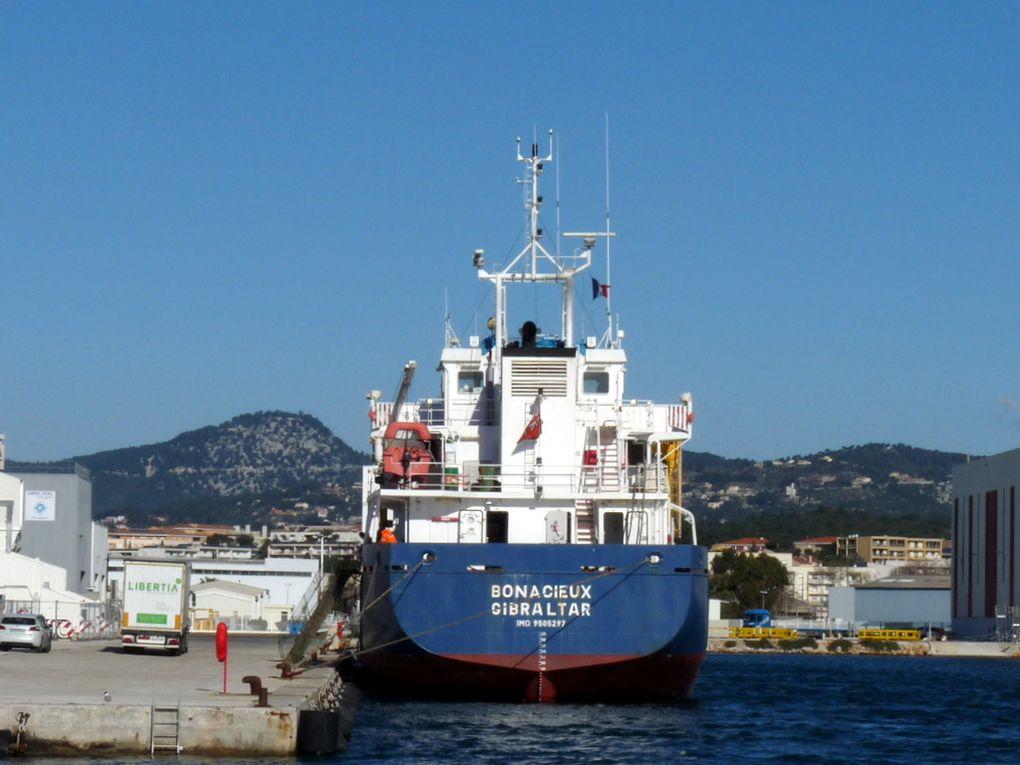 BONACIEUX , arrivant à la Syne sur Mer le 08 mars 2016