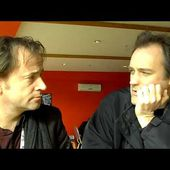 entretien avec David Nykl ET David Hewlett ENSEMBLE
