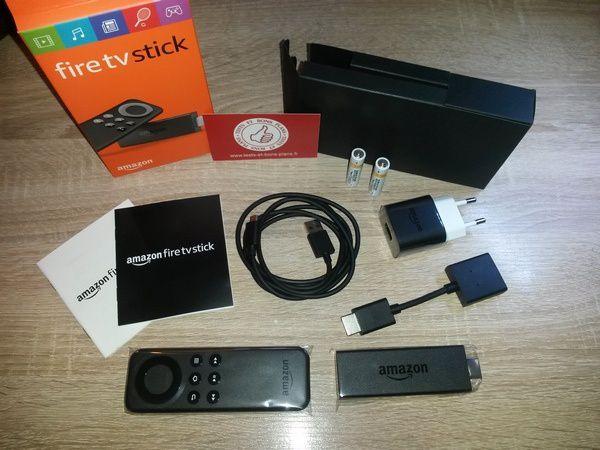 unboxing Fire TV Stick Basic Edition Amazon