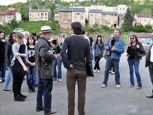 Cité en scènes à Algrange en 2013