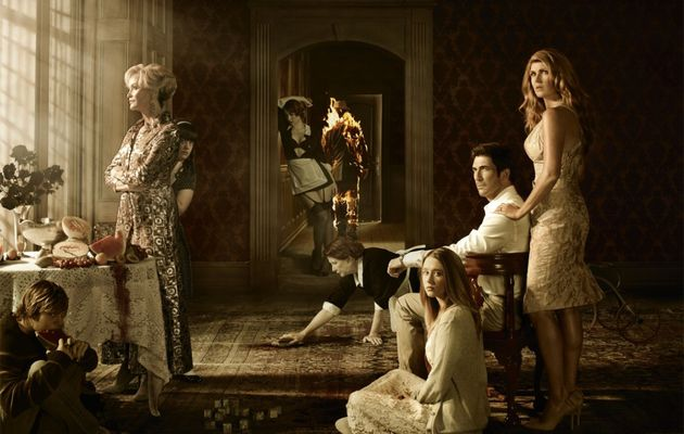 """""""American Horror Story"""" Staffel 01 Review"""