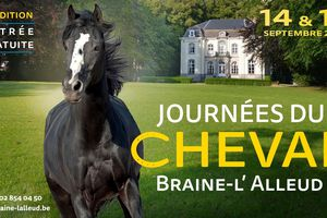 JOURNEES DU CHEVAL BRAINE L'ALLEUD 2019