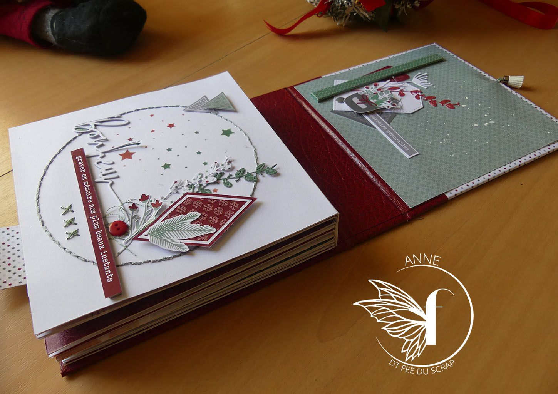Anne : Album Kit du mois ( intégral)