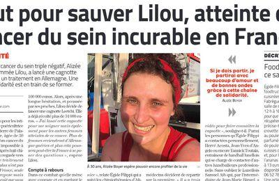 Lunel. Une chaîne de solidarité pour sauver Lilou