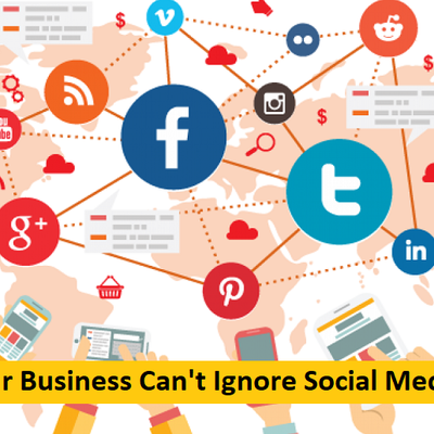 5 Reasons Your Business Can't Ignore Social Media Marketing