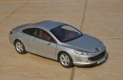 PEUGEOT 407 COUPE V6 - 2006