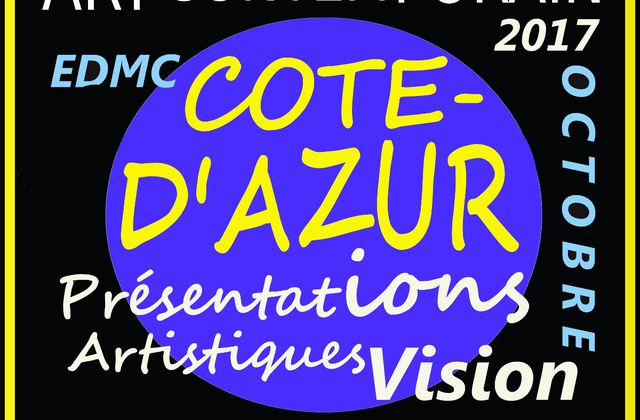 PRESENTATION D'AUTOMNE ART CONTEMPORAIN