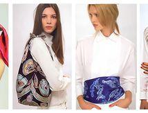 10 Usi alternativi dei foulard