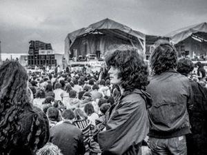 élixir, le premier gros festival de rock en France qui s'est tenu de 1979 à 1987 dans différents lieux de bretagne