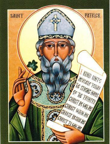 Le Bouclier de Saint Patrick