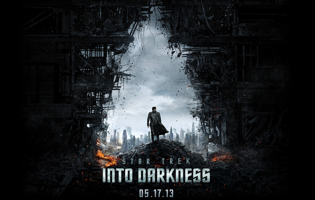 """Star Trek Into Darkness"" : Une nouvelle bande annonce !"