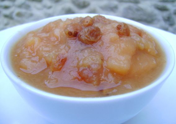 Compote Pommes Coings