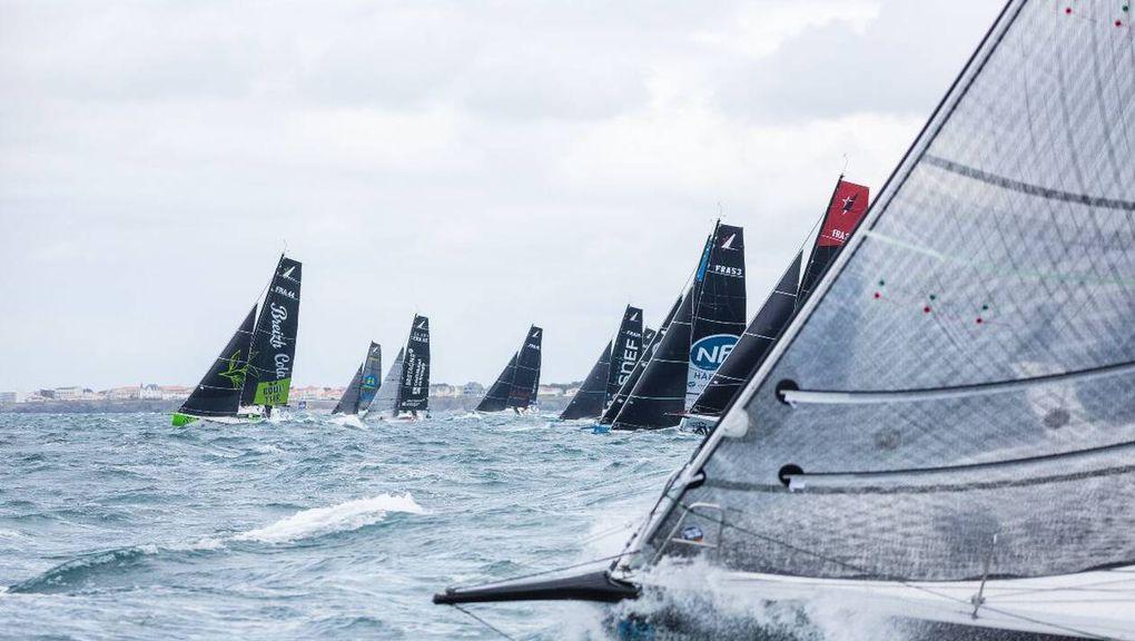 © Jean-Baptiste D'Enquin/Team Vendée Formation/Sardinha Cup 2019 - Baptiste Blanchard/Sardinha Cup