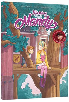 Nanny Mandy - Mathis et le grand trésor de Joris Chamblain