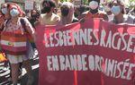 """""""Les blancs derrière"""": des propos anti-blancs tenus lors de la """"Marche des fiertés"""" à Lyon"""