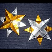 Objet   Senbazuru - Vidéos pour apprendre l'Origami