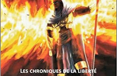 *LES CHRONIQUES DE LA LIBERTÉ* T1: Héroïcis* Nicolas G.A. Biligui* Éditions Sibylline* par Martine Lévesque*