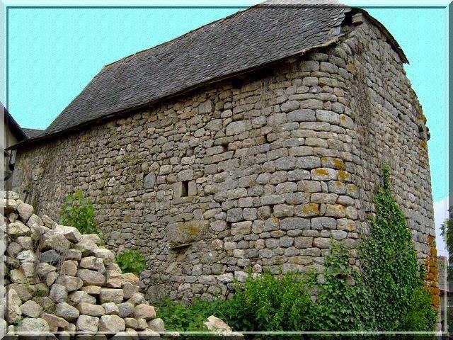 Diaporama château de Marmont à Morlhon le Haut