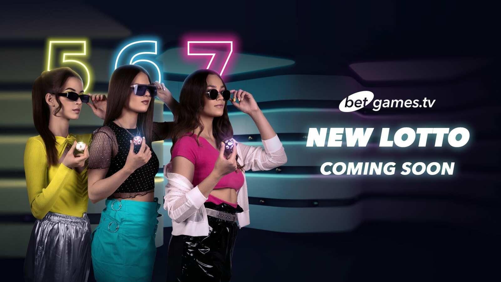 BetGames.TV annonce un relooking de ses jeux de loterie en ligne live