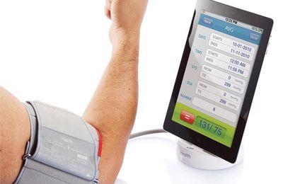 Mesureur de pression sanguine + app iHealth à personnaliser