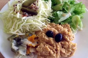 L'assiette santé de Corine